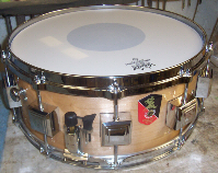 "14"" x 6"" snare drum"