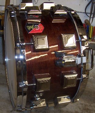 "14"" x 8"" Custom Designed Snare Drum"
