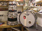 Another E.R. Custom Kit for Roberto Cavedon (Italy). 12x8, 13x9, 16x16, 22x15, 14x12