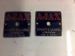 Repro Ajax Badges
